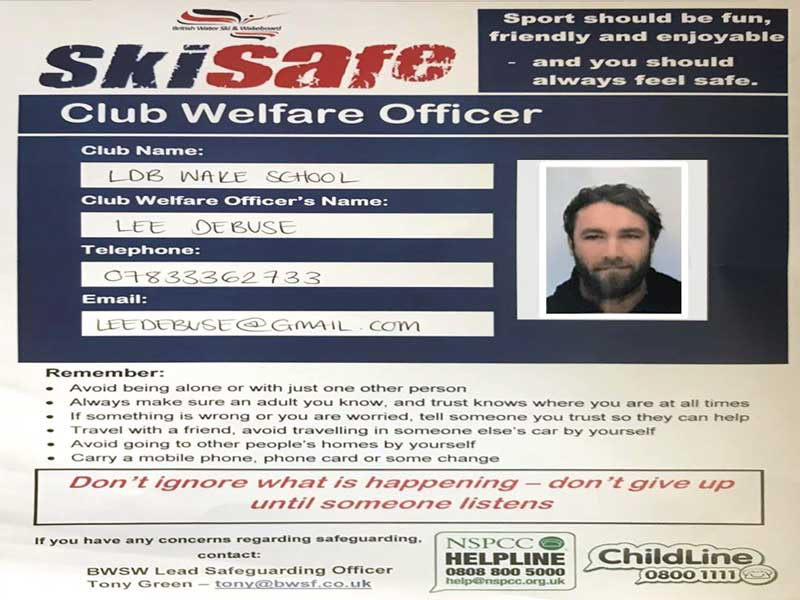 Welfare and Safeguarding